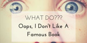 What do oops i don't like a famous book