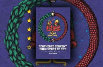 feathered serpent dark heart of sky