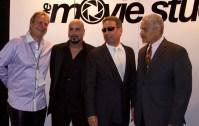 Gordon Scott venters ava live radio movie premier exposure Barry Jay Minoff