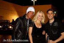 Jeff Jax ava live radio movie premier exposure