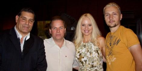 Sonny G, Byron, Jacqueline Jax and Joseph