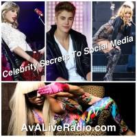 Marketing Tip of The Day: Forbes Hot Celebrities of Social Media List