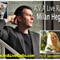 A.V.A Live Radio: Milan Heger Surviving in the Art Business