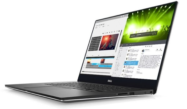 2017 Dell XPS 15 9560 i7-7700HQ 16GB 1TB PCIe SSD UHD 4K Touch GTX1050 4GB W10