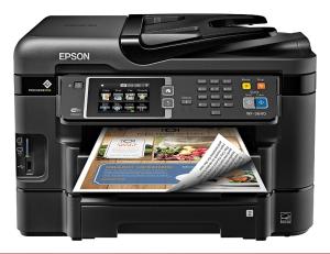 Epson Workforce WF-3640 Driver