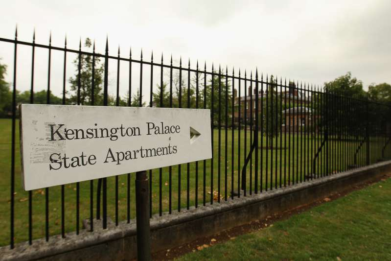 Le Prince Harry et Meghan Markle emmnageront dans un appartement de 21 pices aprs le