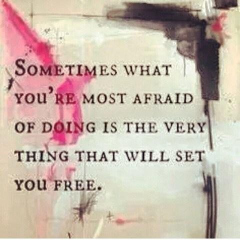 Do something that scares you everyday. #avalon7 #futurepositiv www.avalon7.co
