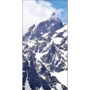 BONDED FLEECE TETON FACEMASK FOR SKIING AND SNOWBOARDING