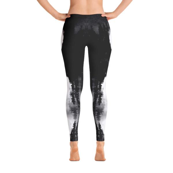 spiritus rising yoga pants avalon7 running black