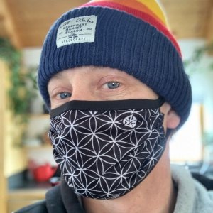 custom Covid facemask
