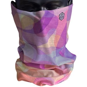 Avalon7 Pretty Pink Camo neck tube face mask