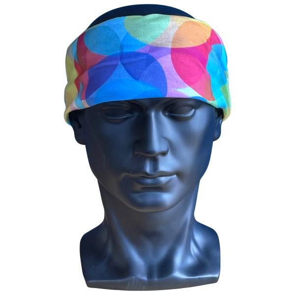 Avalon7 rainbow color headband