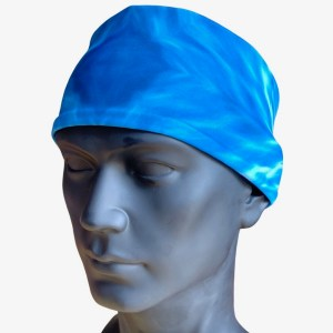 AVALON7 Blue Water Neck Cooler Headband