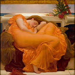 Frederic Leighton [Public domain], via Wikimedia Commons