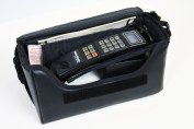 • CELLULAR MOBILE ATTACHE CASE PHONE/ KNOWN AS BAG PHONE