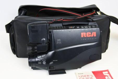RCA CAMCORDER