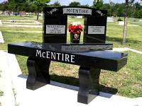 Avalon Monuments Memorials, Benches, Headstones, Vases and ...