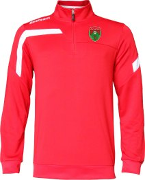 AVSC QTR ZIP TRAINING TOP