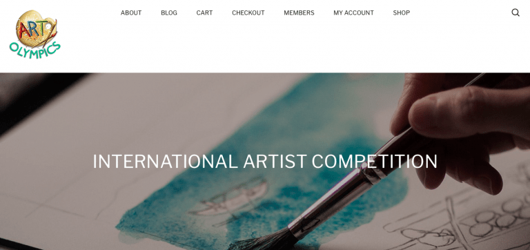 Avalon Web Designs | ArtOlympics.com