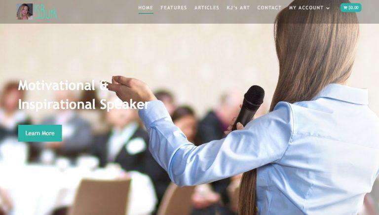 AvalonWebDesigns.com | KJBurk.com ~ Business Marketing Professional and Motivational Speaker