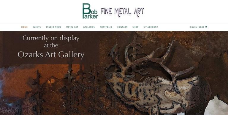 Avalon Web Designs | BobParkerFineArt.com