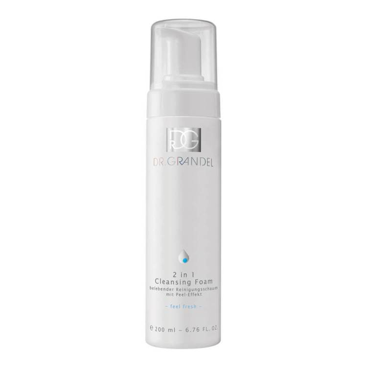2 in 1 Cleansing Foam - Dr. Grandel