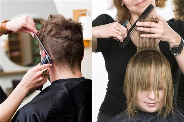 Go short, medium length or long with curls, waves or straight locks. Haircuts - The Best Haircut Places Near Me!