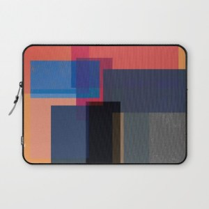 when the walls fall - laptop sleeve