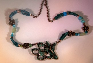 Hummingbird Necklace 1