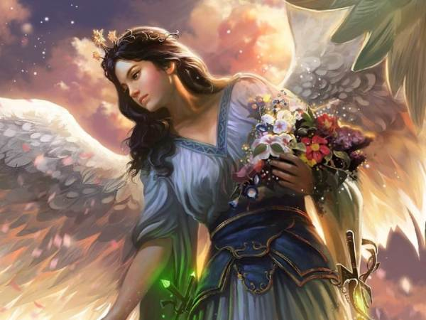 Beautiful Fairies and Angels