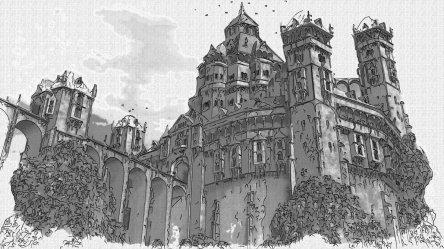castle dark backgrounds wallpapers designer deviantart