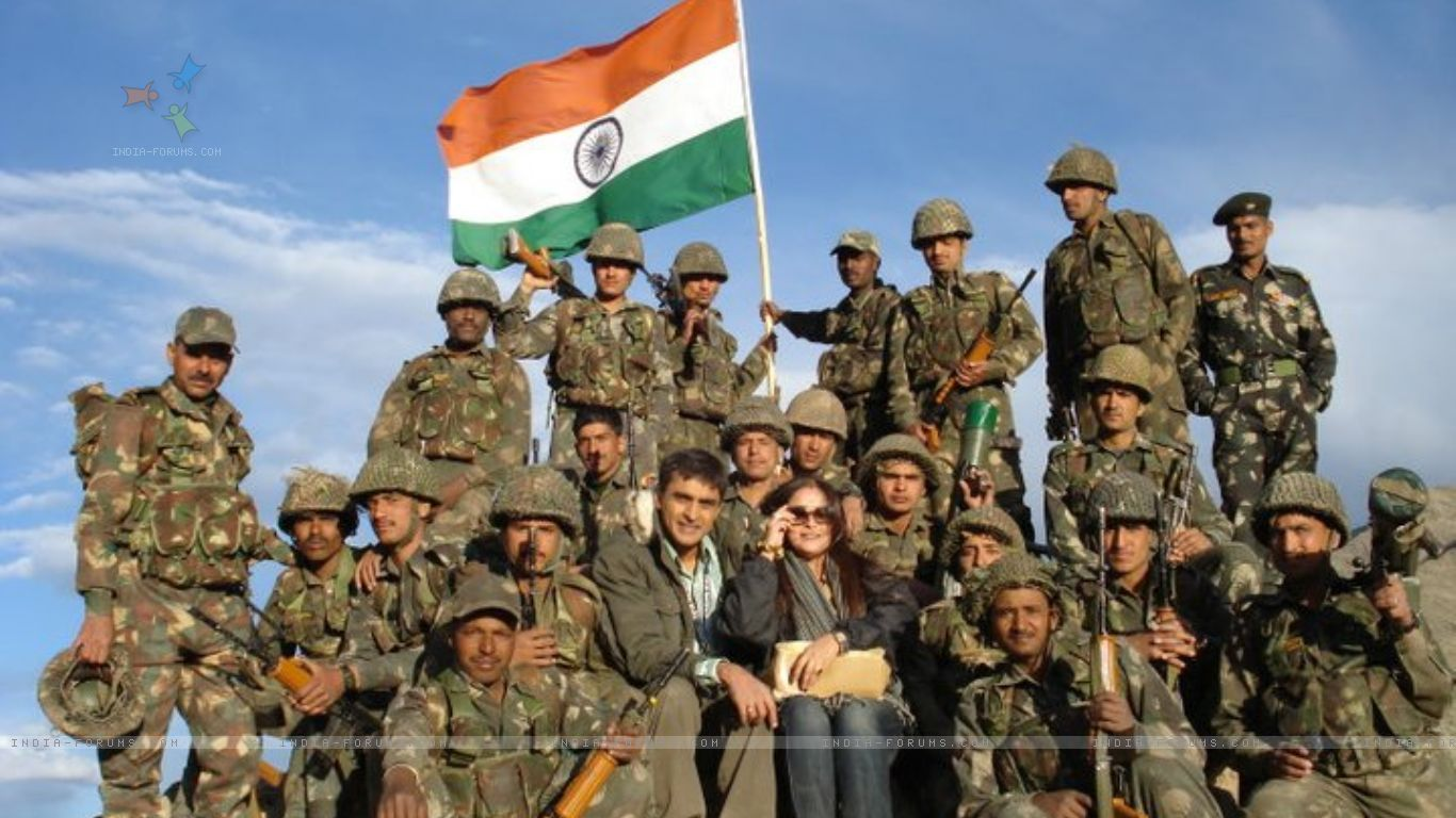 Indian Army Hd Wallpapers Wallpaper