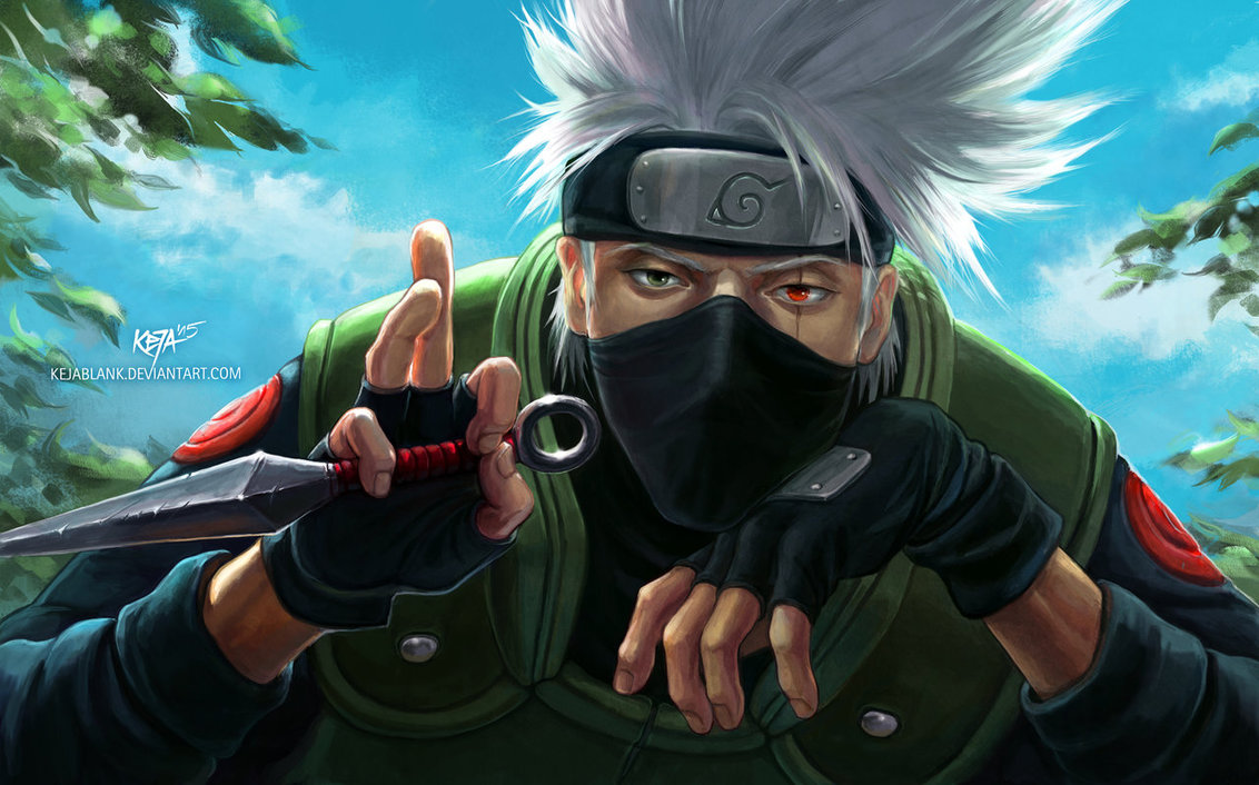 Kakashi Wallpaper 50 Wallpapers Adorable Wallpapers