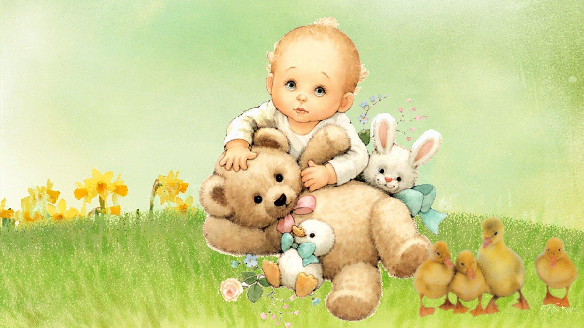 teddy bear wallpaper and