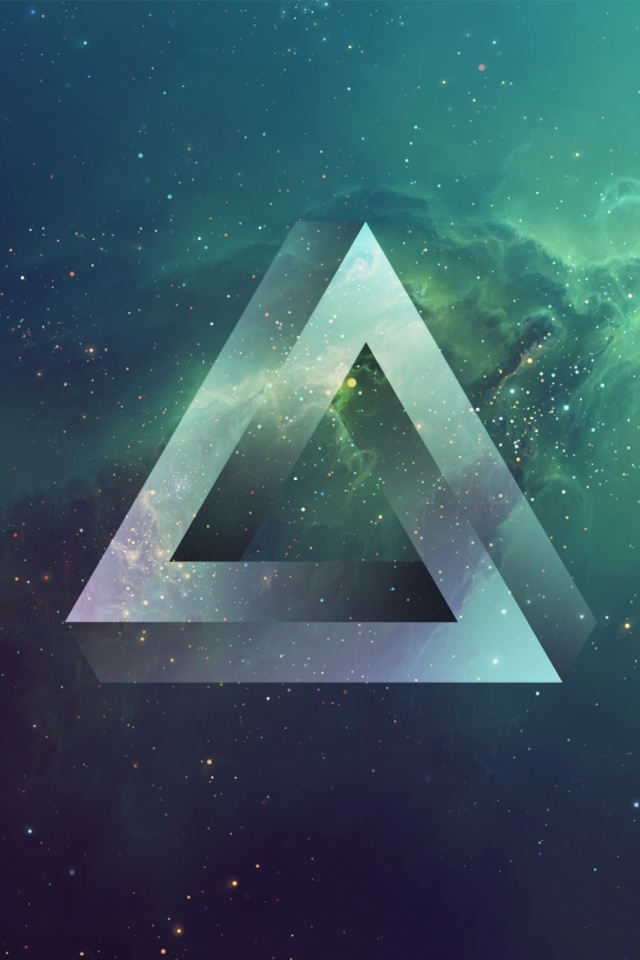 Free Fall Animal Wallpaper Triangle Galaxy Wallpaper 29 Wallpapers Adorable