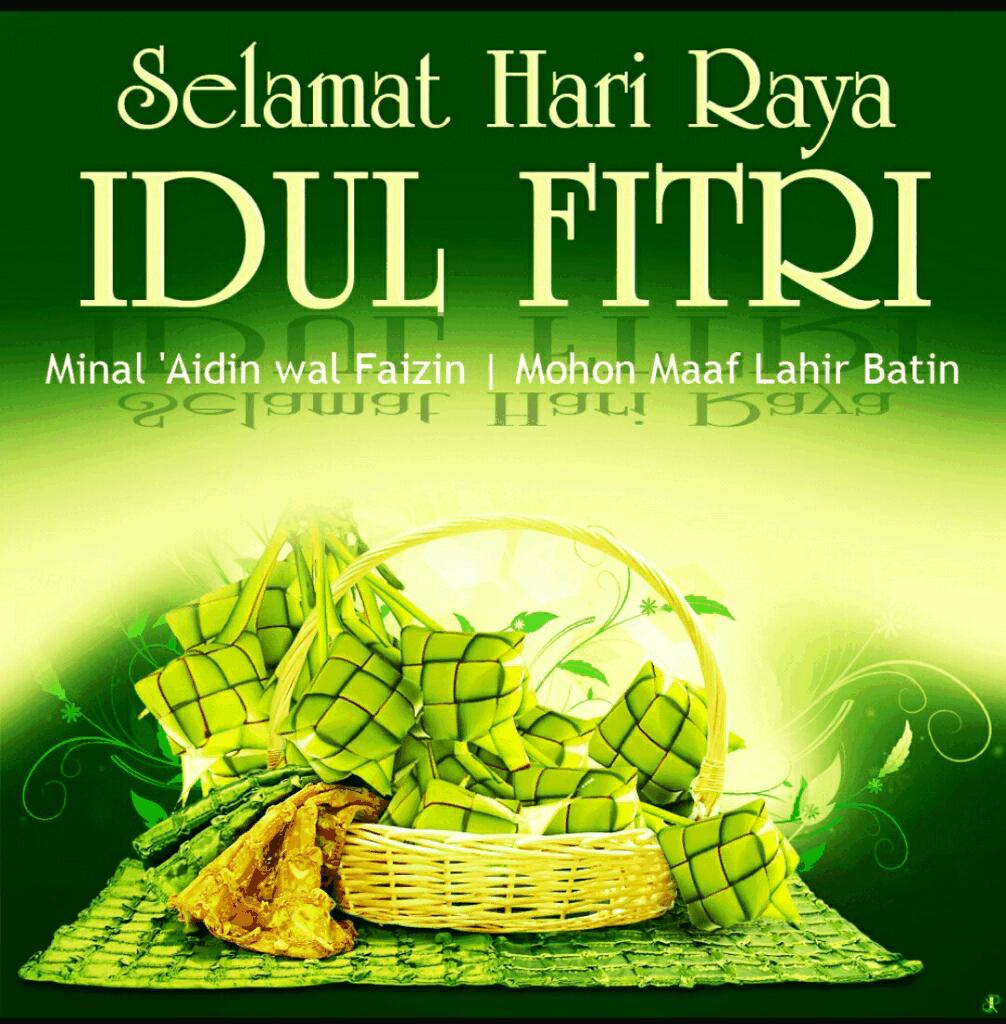 Kata Kata Ucapan Selamat Hari Raya Idul Fitri H