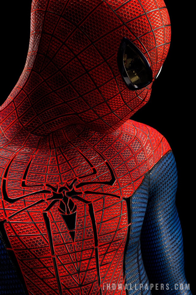 Spiderman Hd Wallpaper Mobile For Iphone 4 Asiancinema Club