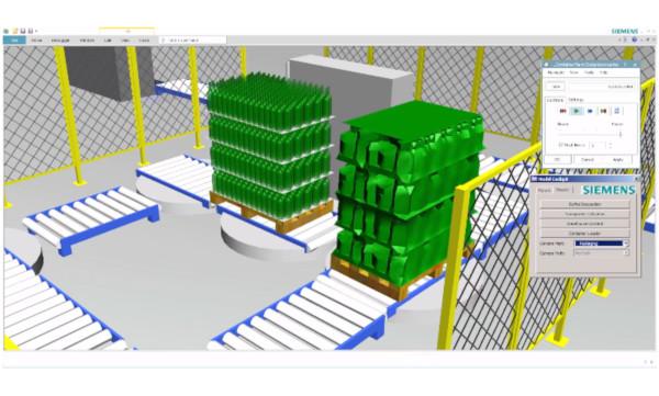 simulacion en planta tecnomatix plan simulation