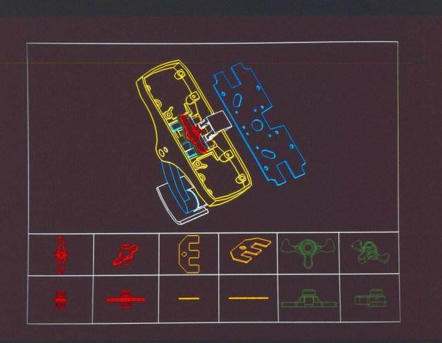 NX CAD Siemens en las universidades de diseño industrial