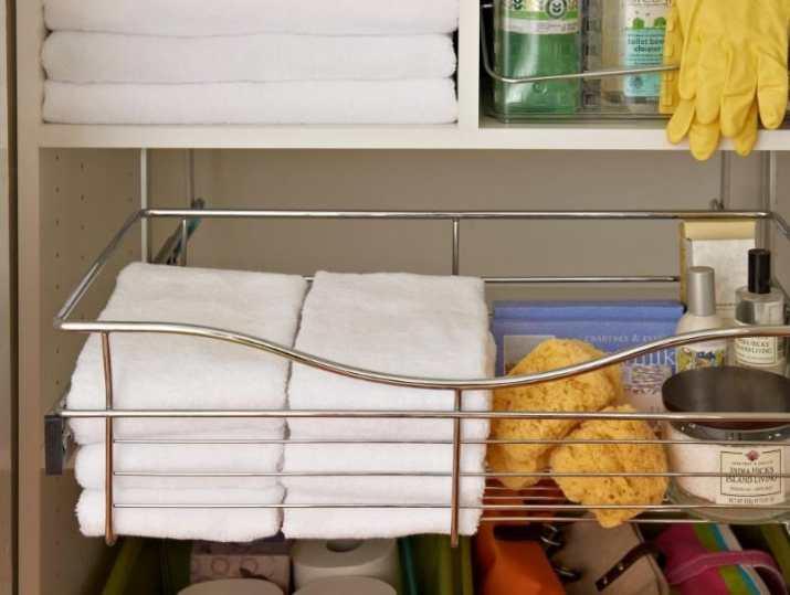 15 Bathroom Closet Ideas 2020 (Improving The Organization) 4