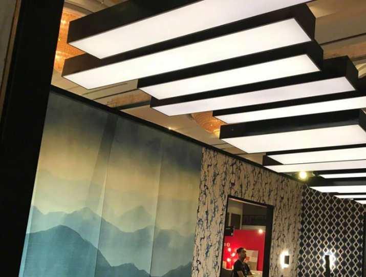 Decorative Ceiling for Luxury Bathroom