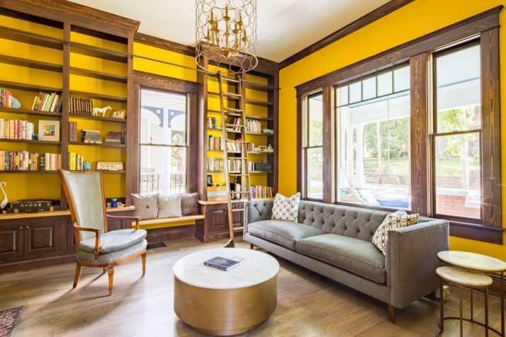 Bookcase - Living Room Storage Ideas