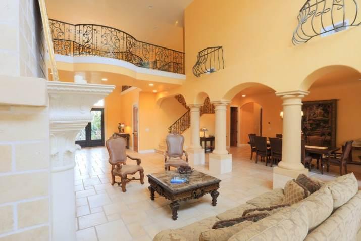 Classy Formal Living Room