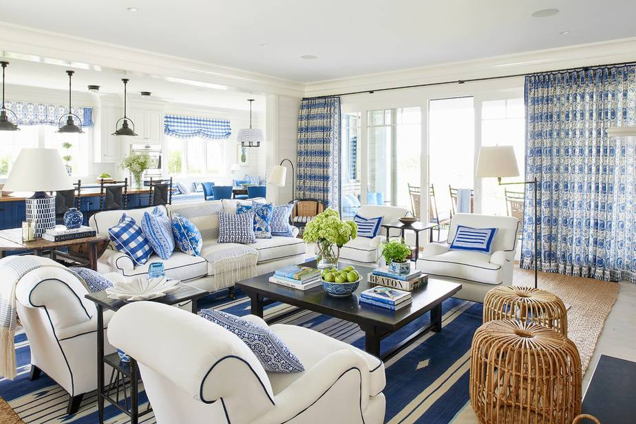 Wealthy Cottage Living Room Ideas.