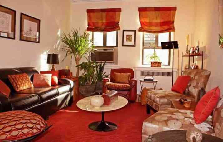 Red Carpeting
