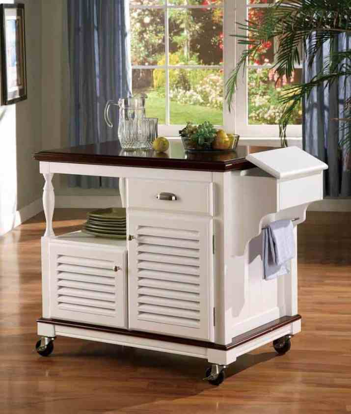 Portable, Cool Kitchen Island