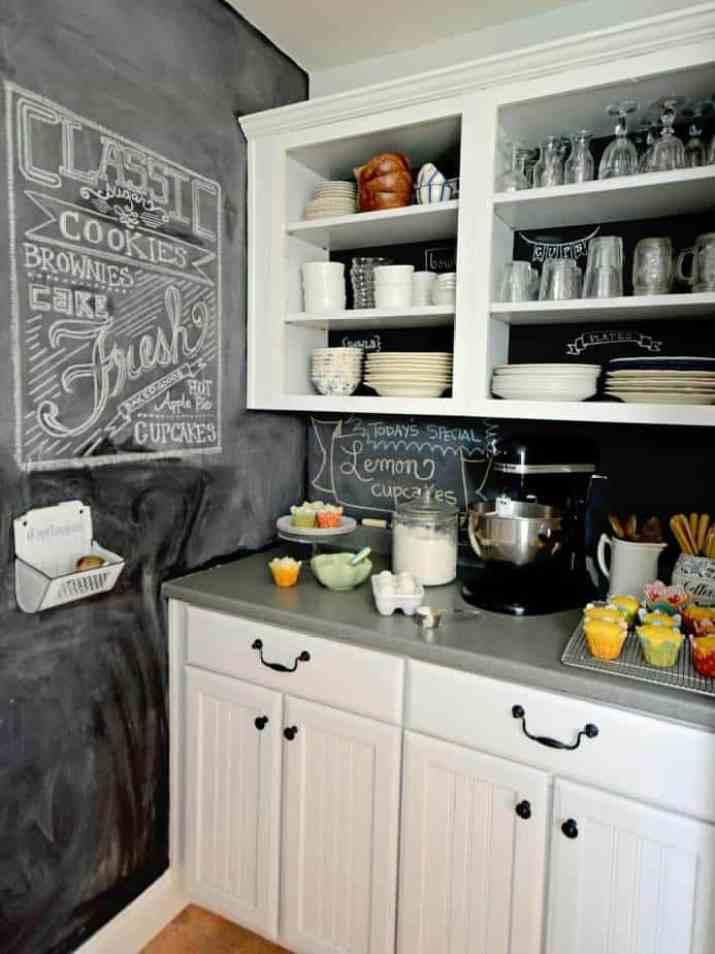 Homey, Industrial Kitchen Backsplash