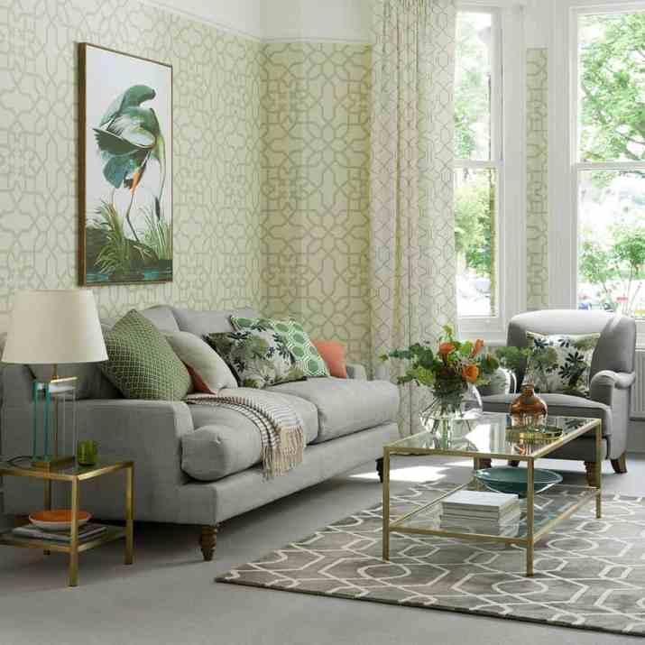 Fabulous Living Room Curtain
