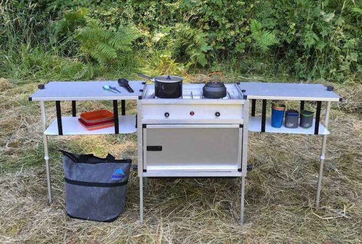 10 Outdoor Camping Kitchen Ideas 2021 The Gateways