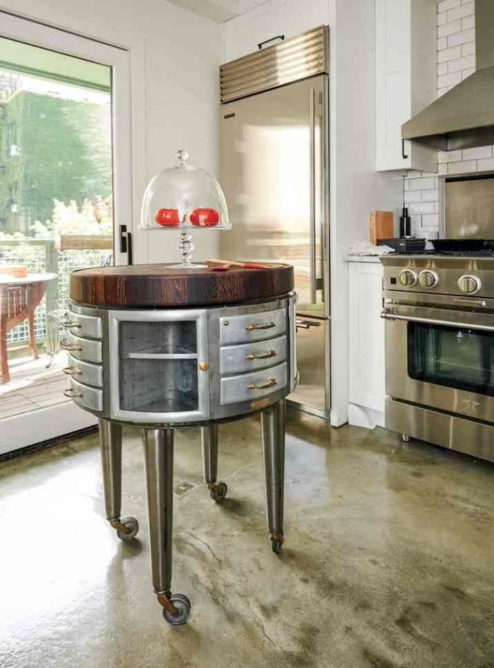 Terrific, Cool Kitchen Island
